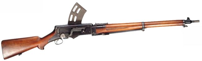 Semiauto Rifles of WWI and Before -The Firearm Blog