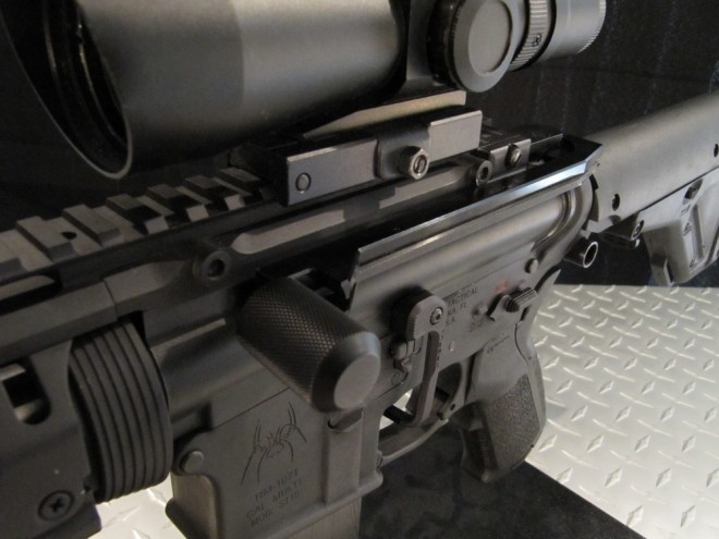Gfg Drop In Side Charger For Ar 15 The Firearm Blog