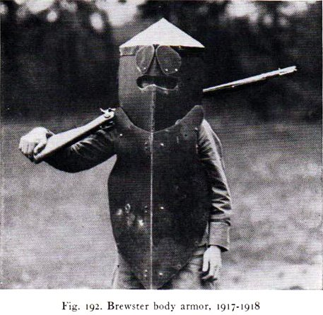 Brewster Body Shield (1912)