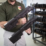 The new Tavor X-95 design. Copyright Military Arms Channel.