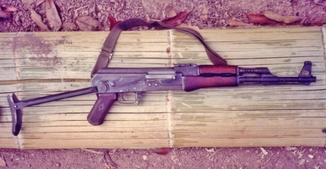 AK-47 Type One TFB