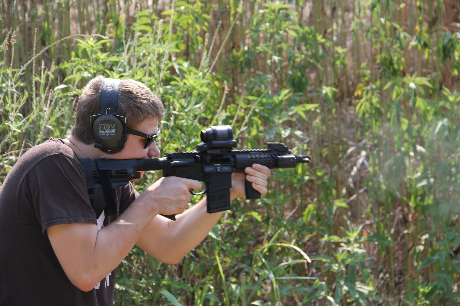 Gun Review Sig Sb15 Pistol Stabilizing Brace Review The