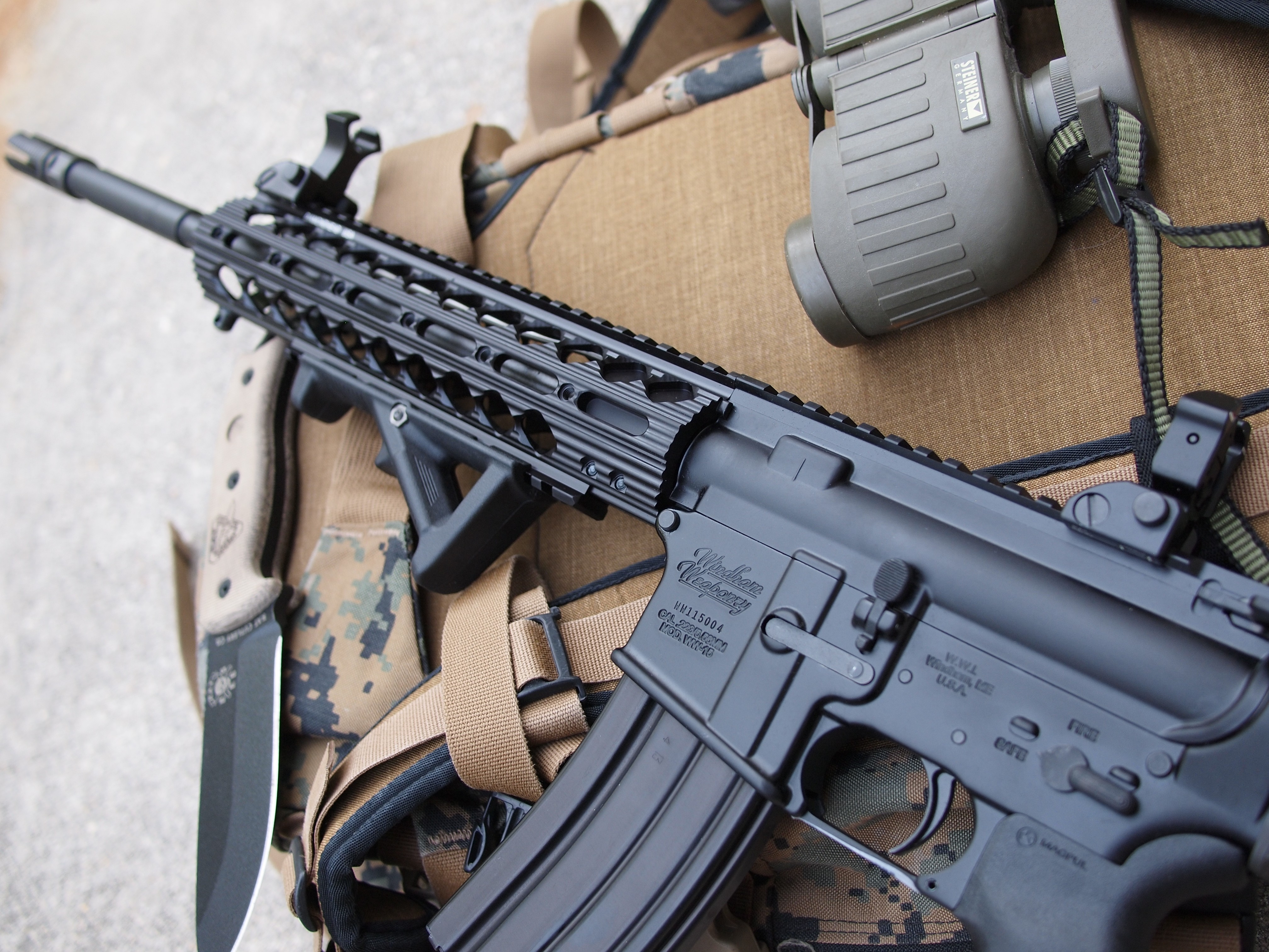 Gun Review  Windham Weaponry Cdi Ar15