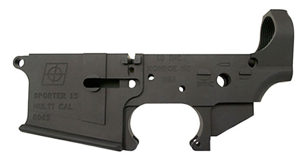 IO Inc ar-15 lower