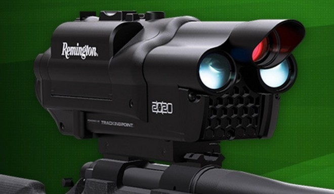 remington 2020 scope