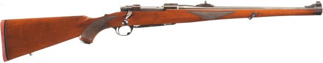 saddams rifle
