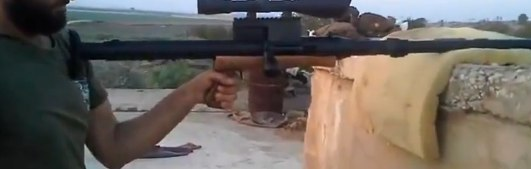 syrian rifle