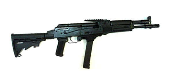 Molot Vepr 9mm AK Carbine