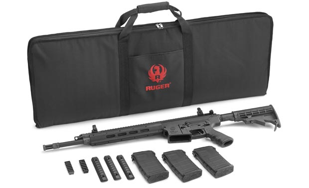 The New Ruger Sr 762 Rifle The Firearm Blog