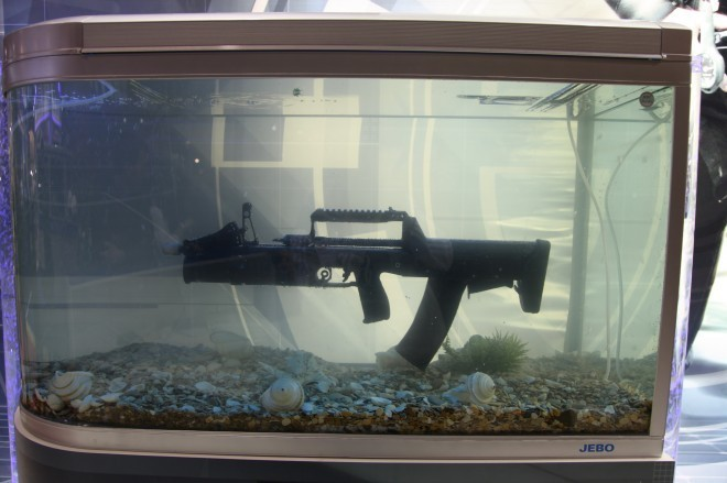 Russian ADS Underwater Gun 3