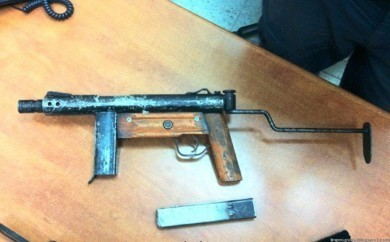homemademachinegunisrael improguns