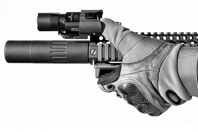Unity Tactical EXO Mount For Weapon Lights -The Firearm Blog