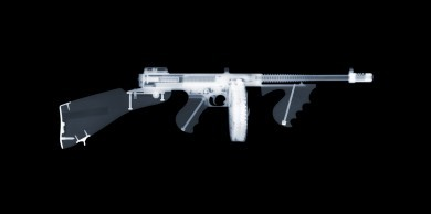Thompson x-ray by Nick Veasey, courtesy of the artist.