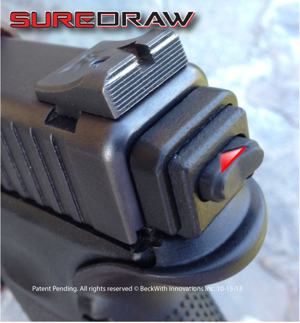 Sure Draw Momentary Glock Safety The Firearm Blog