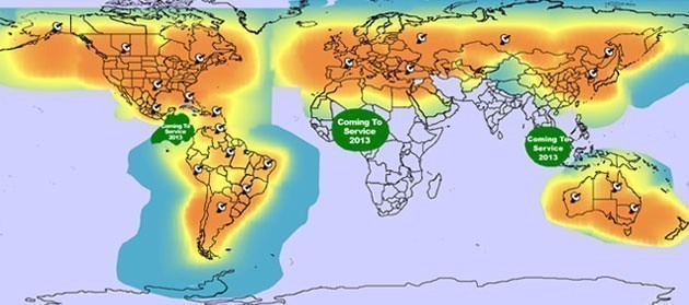 The SPOT Global Phone is thus not truly global.