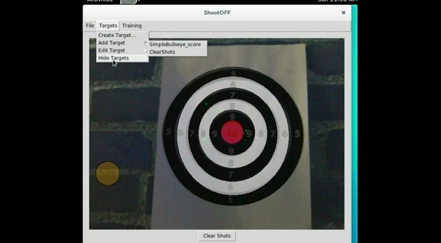 Shootoff Open Source Laser Dry Fire Training Software