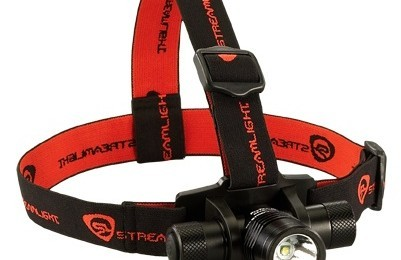 Streamlight head strap