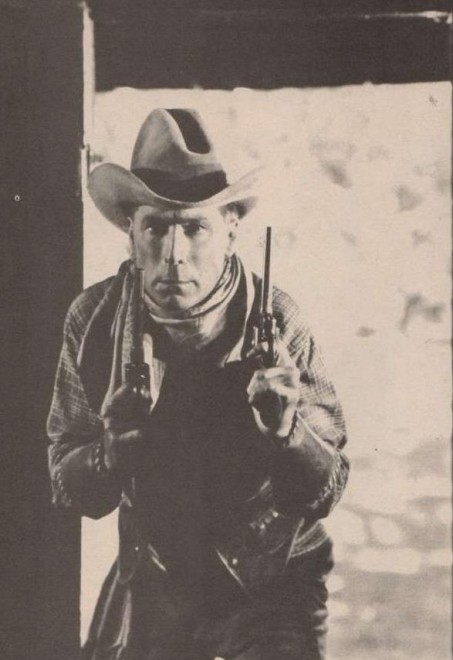 William S. Hart in 'Tumbleweed' (1925)