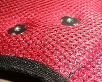 StealthGear Onyx backing material