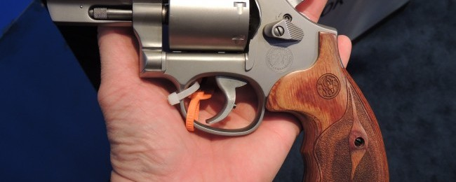 The Smith and Wesson Performance center 686 PLUS