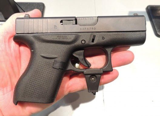 "The ""mini"" Glock 42"
