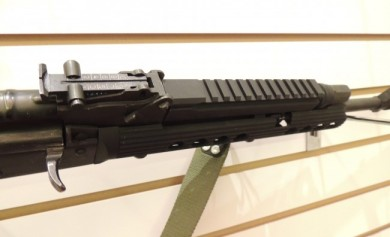 Another view of the Troy AK-47 Top Rail.