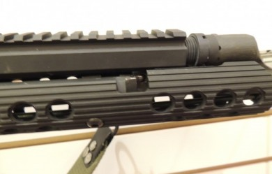 The Troy AK-47 Top Rail.