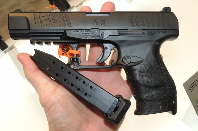 The new Walther PPQ M2
