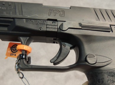 The PPQ M2 trigger has a trigger bar drop safety.