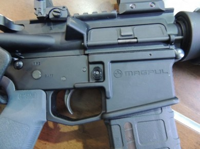 "Look at the engravings man!  This is ""Magpul""!"