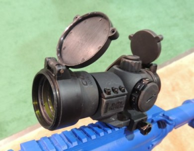 CQTS flip-up lens covers