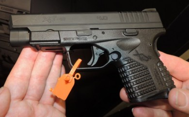 The Springfield XDs 4.0 still maintains a small package despite the larger barrel.