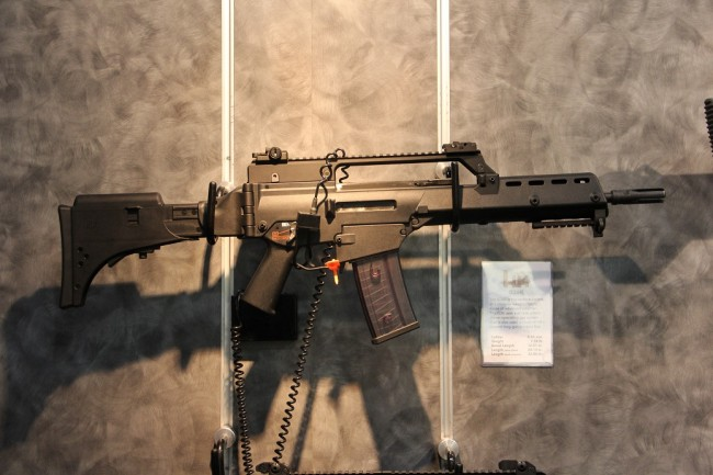 SHOT H&K Interview With President, Wayne Weber (Lots of Pics) - The