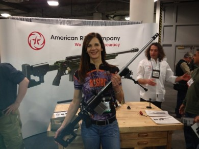 Entire rifle system by American Rifle Company