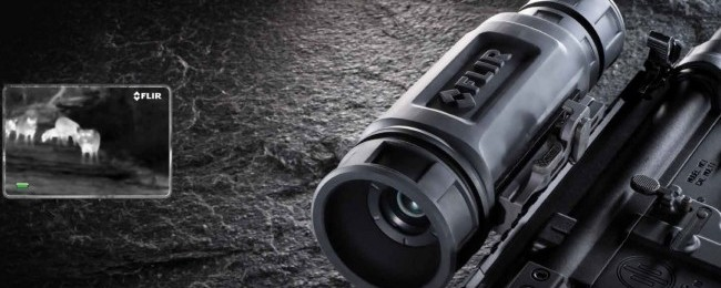 FLIR Thermosight RS Infrared Rifle Scope