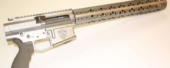 Devil Dog Arms Cerberus 308 NiB-X coated