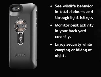 FLIR ONE Marketing