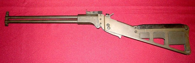 The original M6. Picture courtesy of Wikipedia.