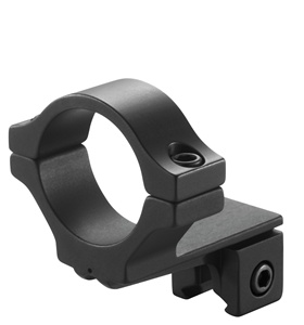 "BKL-274 0.6"" Offset Dovetail Ring"