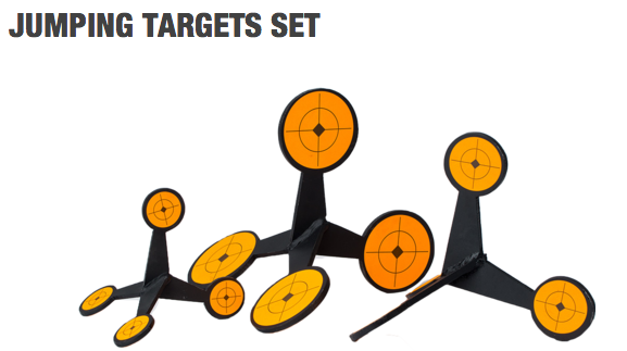 Jumping Targets Set   Jumping 9Targets