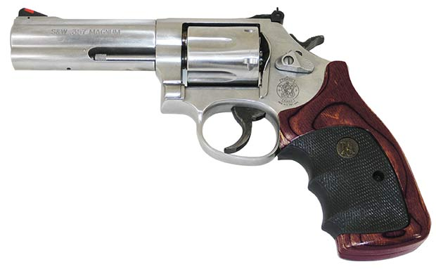 New S Amp W Revolver Grips From Pachmayr The Firearm Blog