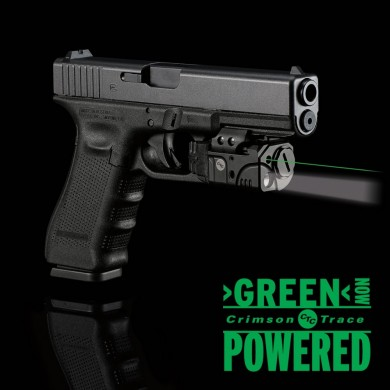 Rail Master Pro attached to a full-size Glock Gen 4.