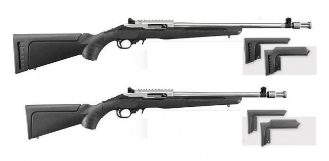 The concept design submitted to Ruger.