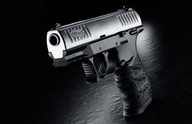 Walther CCP pistol