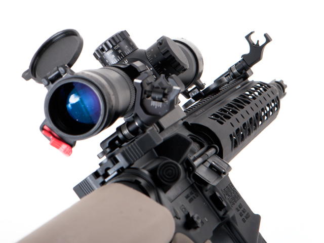 ... Diamondhead... Ar 15 Iron Sights Review