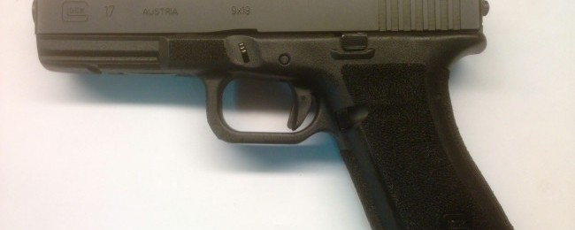 Completed Glock 17