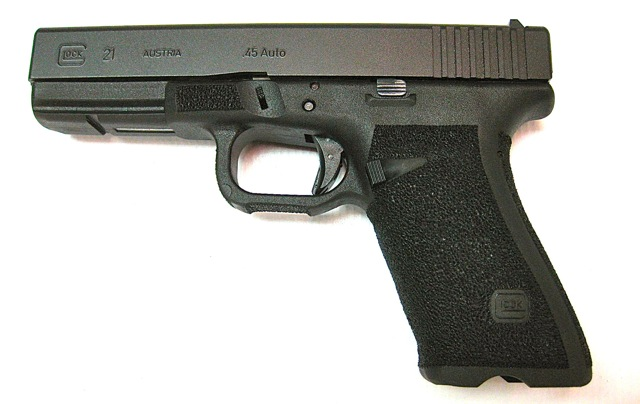 Review: Modifying and Stippling a Glock - The Firearm BlogThe ...