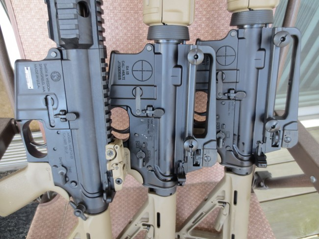 Gear Review: Armageddon Tactical GMS-15 AR Ambi Charging