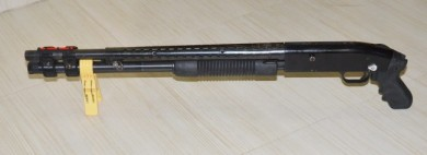 Y-man's Mossberg 500A BEFORE