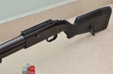 Y-man's New Magpul SGA stock